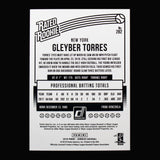 Gleyber Torres | 2018 Donruss Rated Rookie RC SP #282 | Yankees