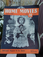 Home Movies Magazine April 1939