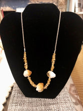 Citrine Necklace