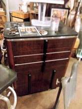 Vintage Medical or Jewelers Cabinet