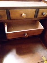 Child Size Slant Front Desk