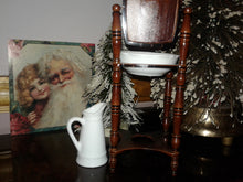 Toy Washstand Pitcher/Bowl