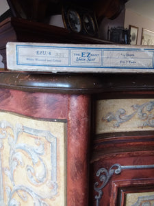 Antique Advertising Box
