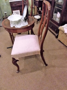 Chippendale Style Chair Set