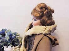 Ermine Stole For French Fashion Doll
