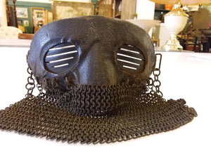 WWI Anti-Splatter Tank Mask