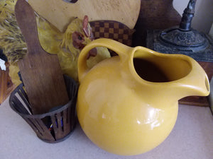 Vintage Hall Pitcher