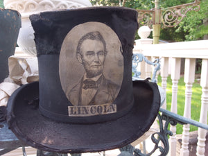 Abe Lincoln Campaign Hat