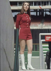 Vintage Philadelphia Phillies Ball Girl Uniform