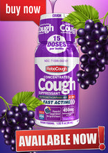 Buy 5 Bottles - grape flavor ($3.25 per bottle)