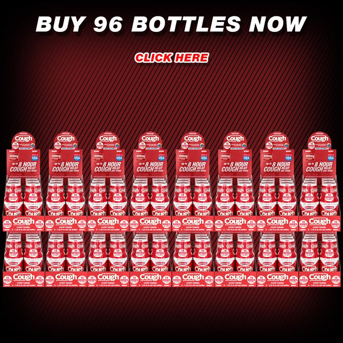 Buy 96 Bottles - berry flavor ($2.25 per bottle)
