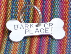 Recycled Aluminum Dog Tags