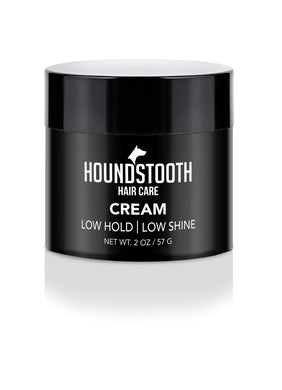 Cream - Low Hold / Low Shine - Houndstooth Grooming Company