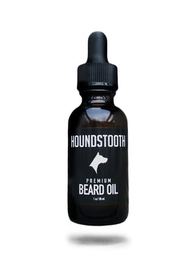 Houndstooth Premium Beard Oil - Houndstooth Grooming Company