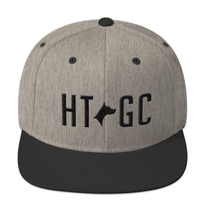 HTGC Snapback Hat - Houndstooth Grooming Company