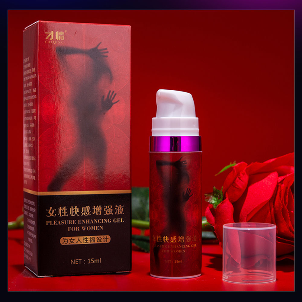 Gel Libido Orgasm Enhancer