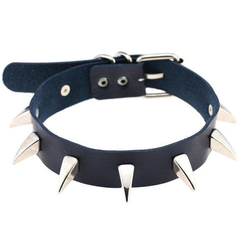 Bondage Choker Collar Necklace for Women