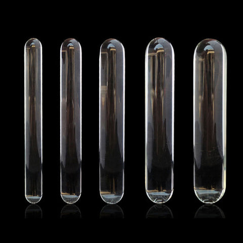 Cylinder Glass Dildo Big Huge