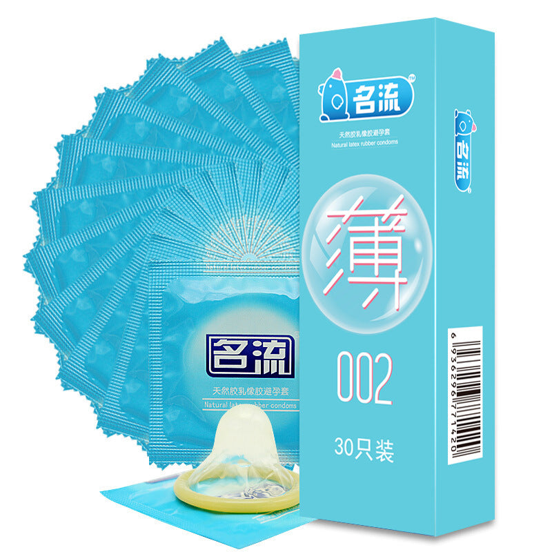 Natural Latex Ultra Thin Condoms For Couples