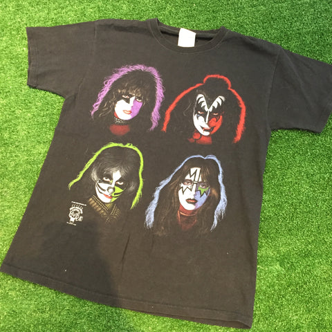 '96 Kiss Tour T-Shirt - F as in Frank TO