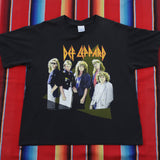 1987 Def Lepard Band Tee - F as in Frank TO