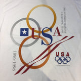 100 Years Olympics USA T-Shirt - F as in Frank TO