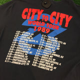 "'89 RATT ""Reach For The Sky"" T-Shirt - F as in Frank TO"