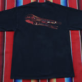 """Get A Grip"" Aerosmith Black Band Tee - F as in Frank TO"