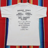 1990 Aggie Fest White Tee - F as in Frank TO