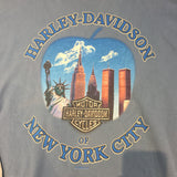 "'05 Harley Davidson ""Are You Feeling Free"" Long Sleeve T-Shirt - F as in Frank TO"