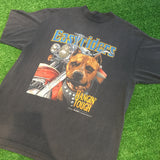 "'93 Easy Riders ""Hanging Tough"" T-Shirt - F as in Frank TO"