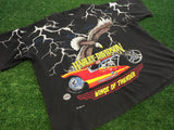 "'95 Harley Davidson ""Wings of Thunder"" T-Shirt - F as in Frank TO"