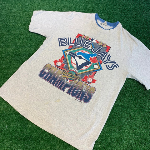 92 Blue Jays Tee - F as in Frank TO