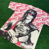 '93 Bret Hart Hitman WWE T-Shirt - F as in Frank TO