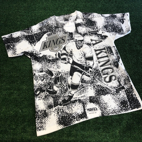 '91 LA Kings NFL All Over Print - F as in Frank TO
