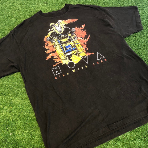 '93 Nova Bike Week T-Shirt - F as in Frank TO