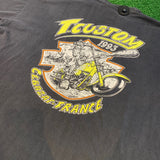 "'93 Harley Davdison ""World Class"" T-Shirt - F as in Frank TO"