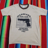 1983 Texarkana Gun Club Tshirt - F as in Frank TO