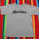 1980s Marines Tshirt - F as in Frank TO