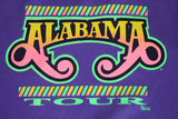 1981 Alabama You Can Make a World of Difference Tour Tee - F as in Frank TO