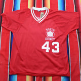 1970s Champion North Quincy Soccer Jersey - F as in Frank TO