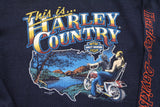 1983 This is Harley Country Thermal Longsleeve Shirt - F as in Frank TO