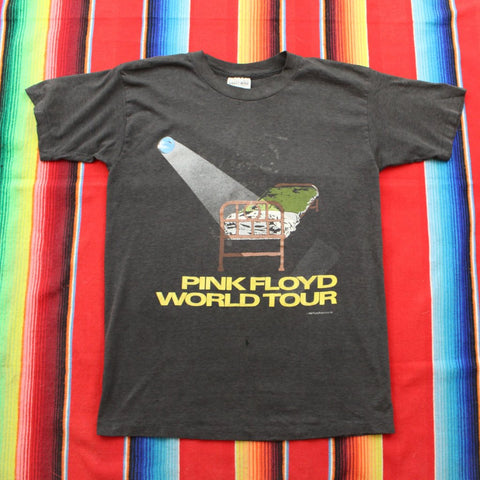 1987 Pink Floyd Sold Out MSG Tshirt - F as in Frank TO