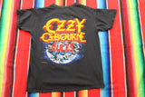 1984 Ozzy Ozbourne Rules Tshirt - F as in Frank TO