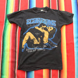 1984 Scorpions Love at First Sting Tour Tshirt - F as in Frank TO
