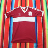 1980s Adidas All American Soccer Camp Jersey - F as in Frank TO