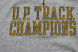 1981 Champion Iron Mountain U.P. Track Champions Tshirt - F as in Frank TO