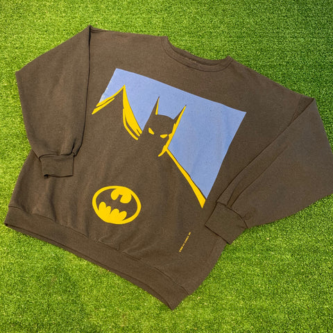 1988 Batman Crewneck - F as in Frank TO