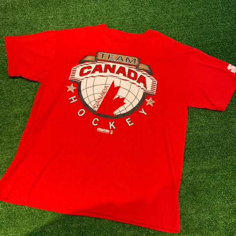 '91 Team Canada Hockey Starter Tee