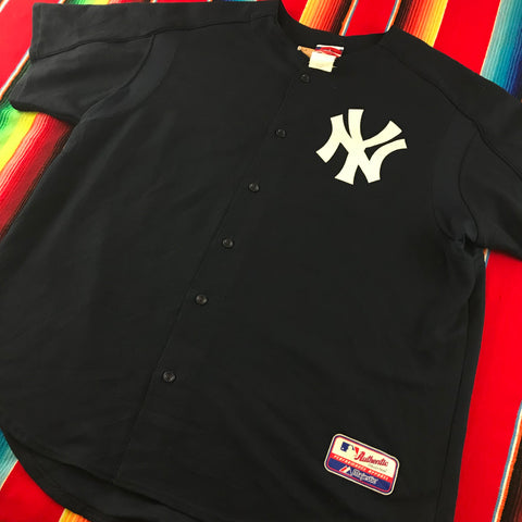 #13 Rodriguez Yankees Baseball Jersey Navy - F as in Frank TO